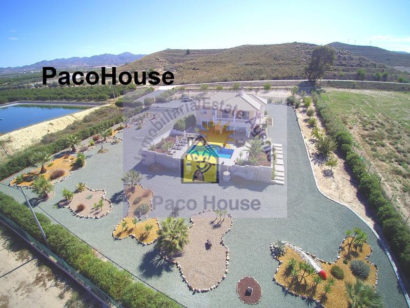 Villa for sale Aguaderas