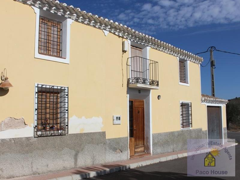 Country House for sale La Parroquia