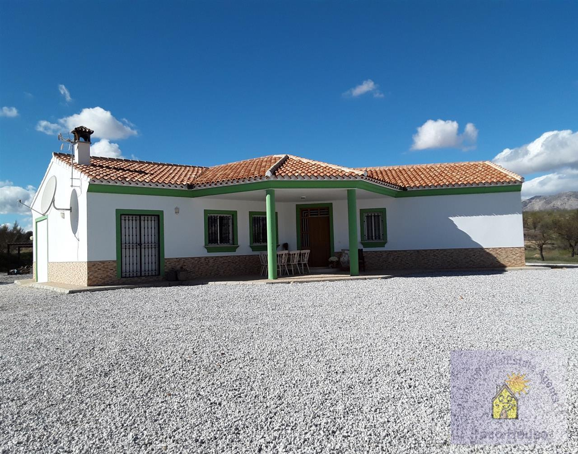Villa for sale Chirivel