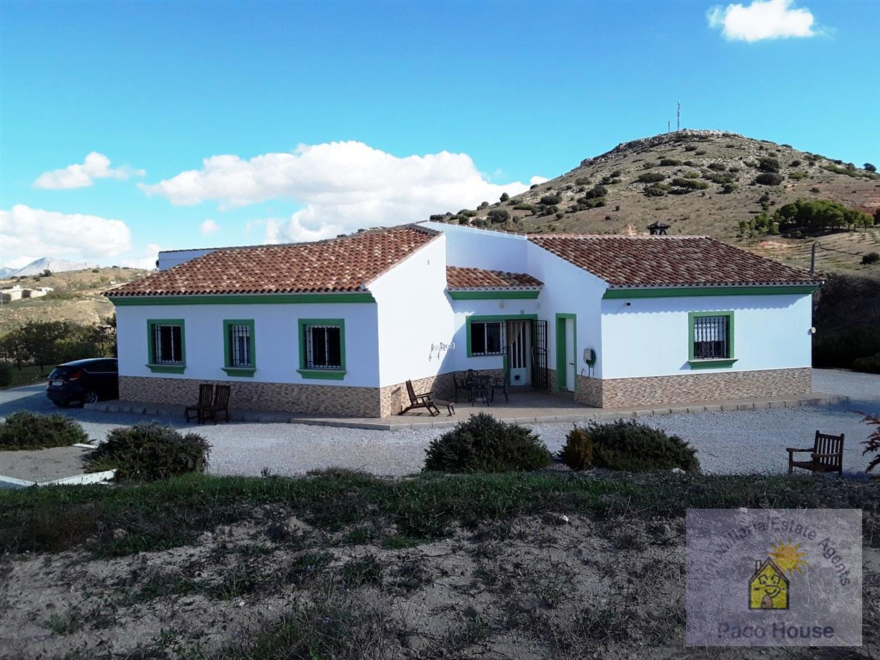 Villa for sale Chirivel