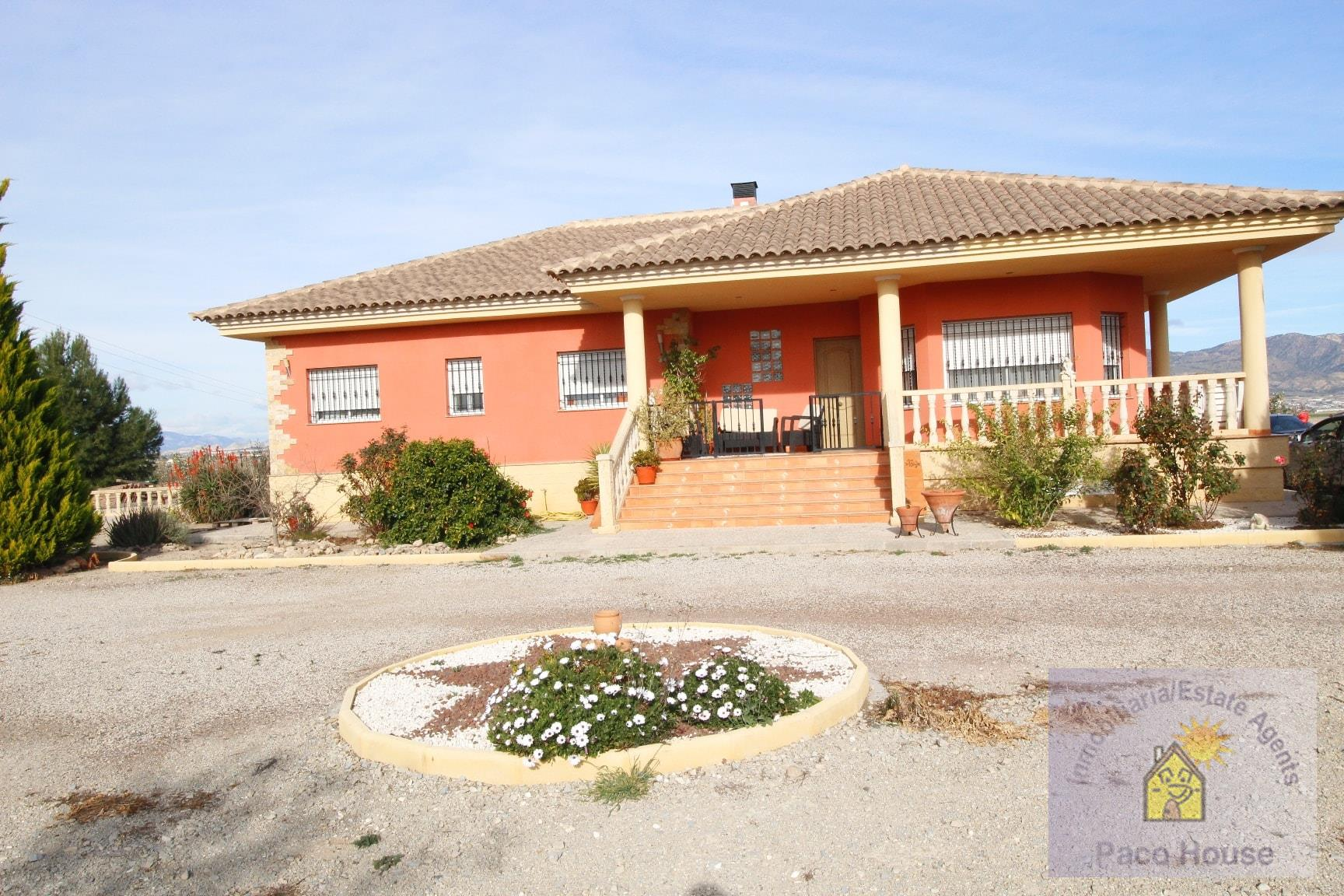Villa for sale Lorca