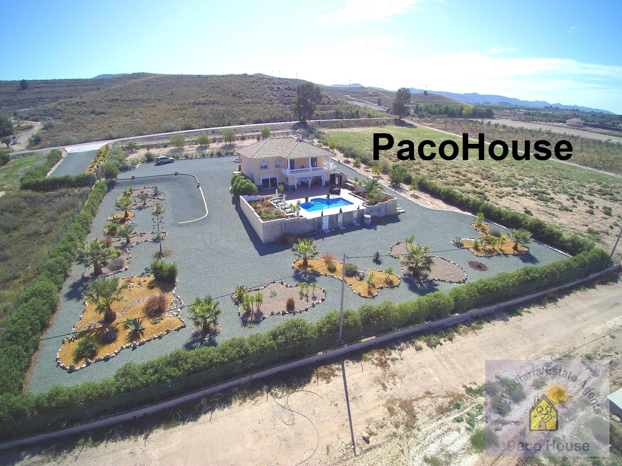 Villa for sale Aguaderas