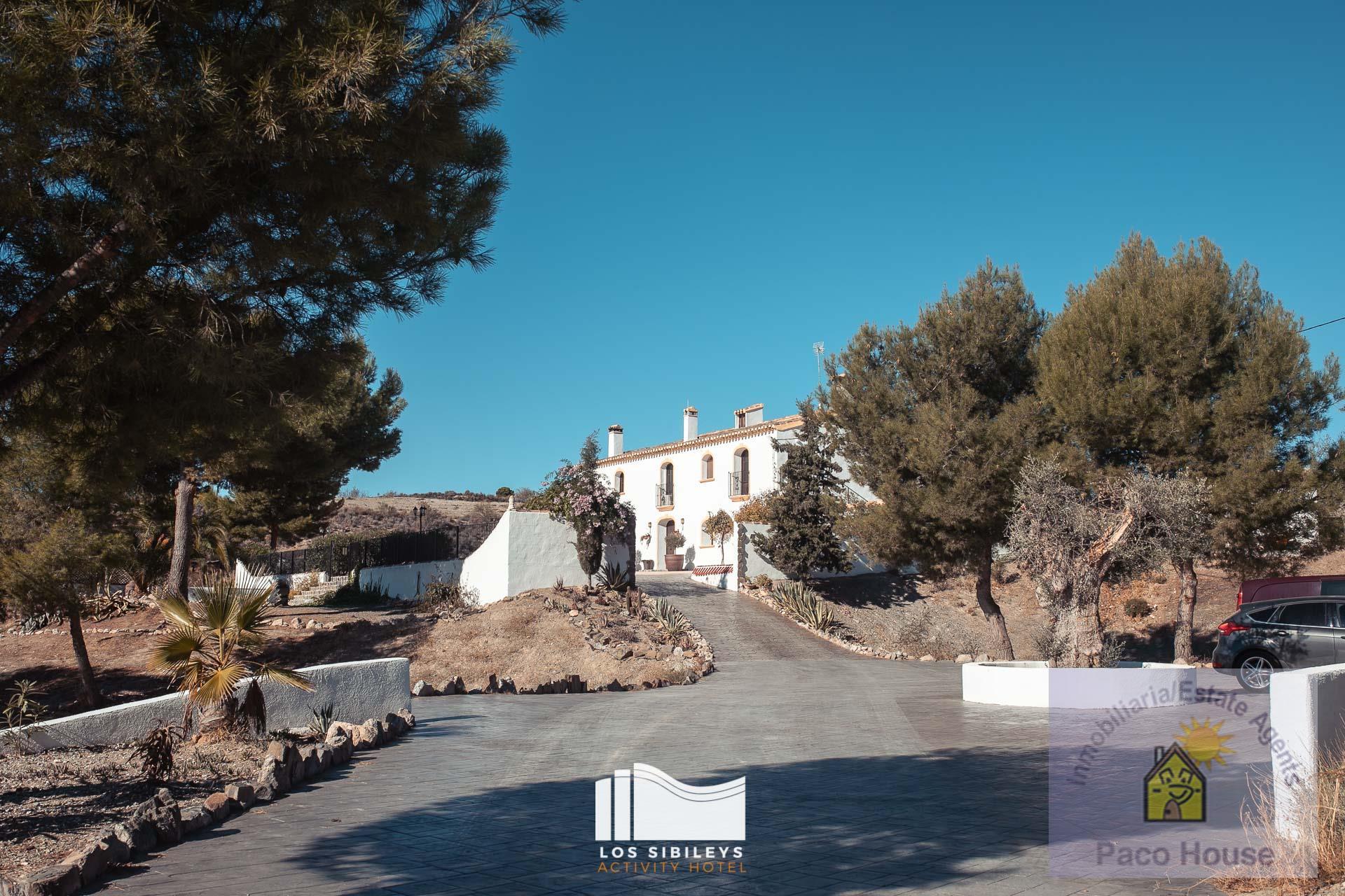 Guest House for sale Lorca