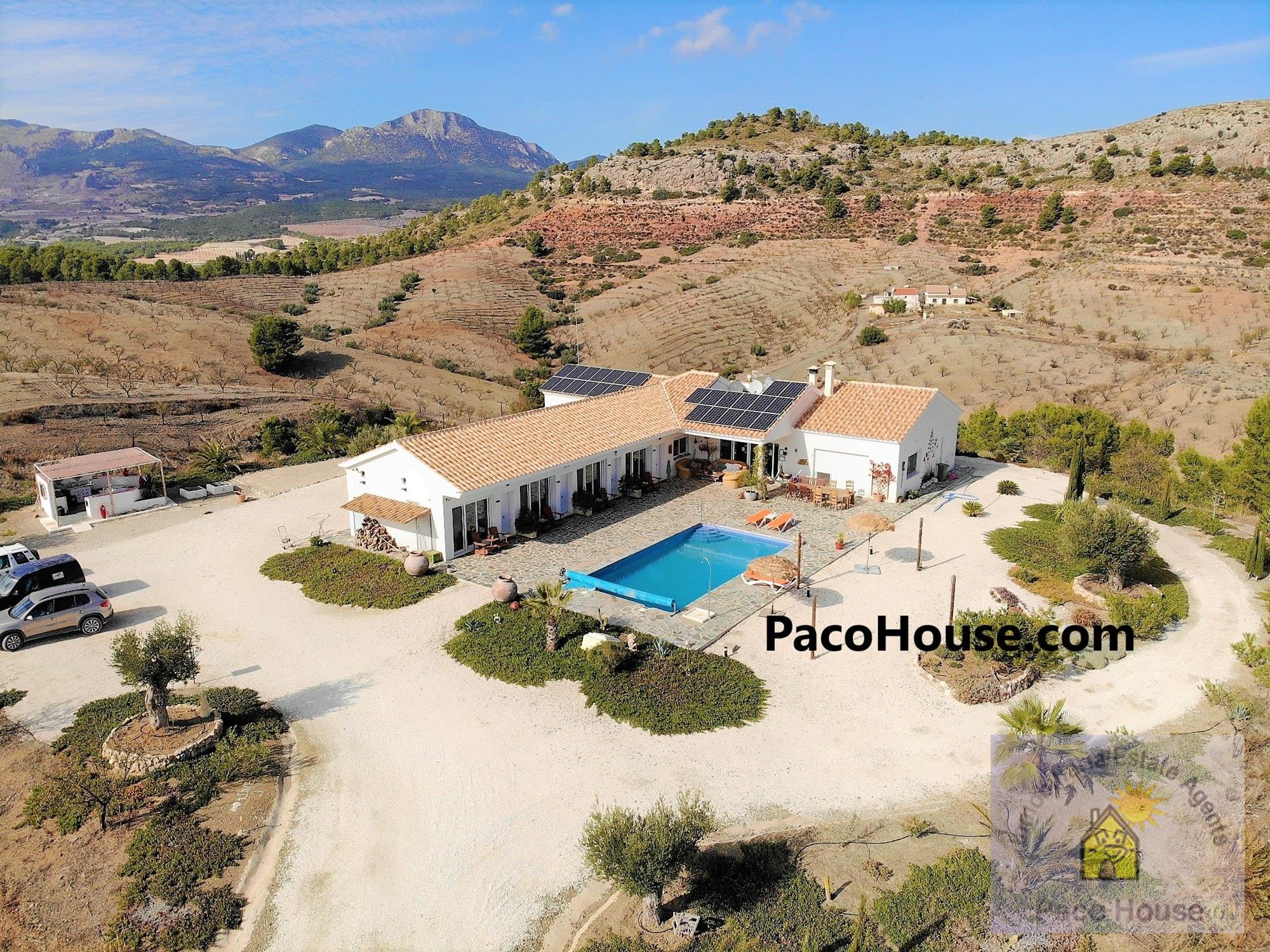Guest House for sale Lorca