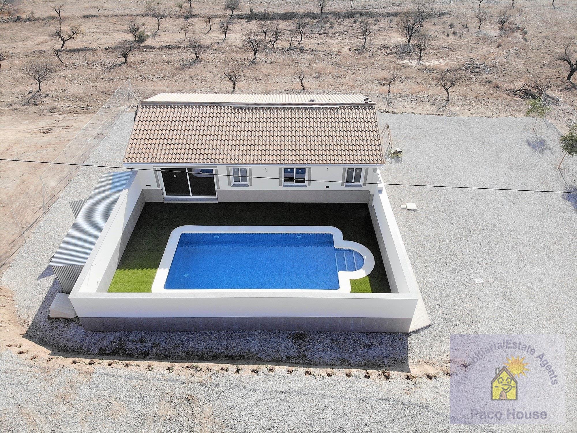 Villa for sale Puerto Lumbreras