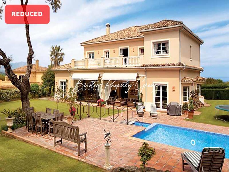 Villa in San Roque Golf