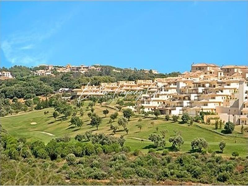 Apartment in San Roque Golf