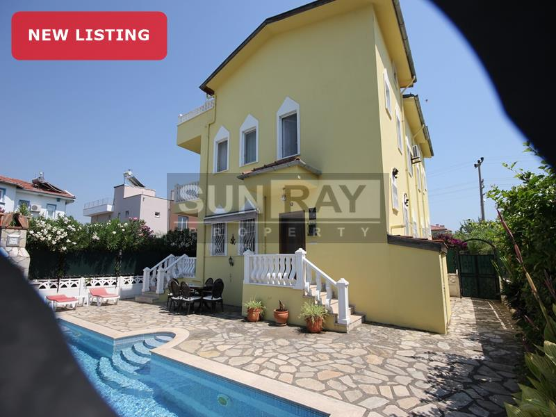Villa with private pool for sale Dalaman
