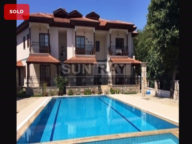 Apartment for sale Dalyan