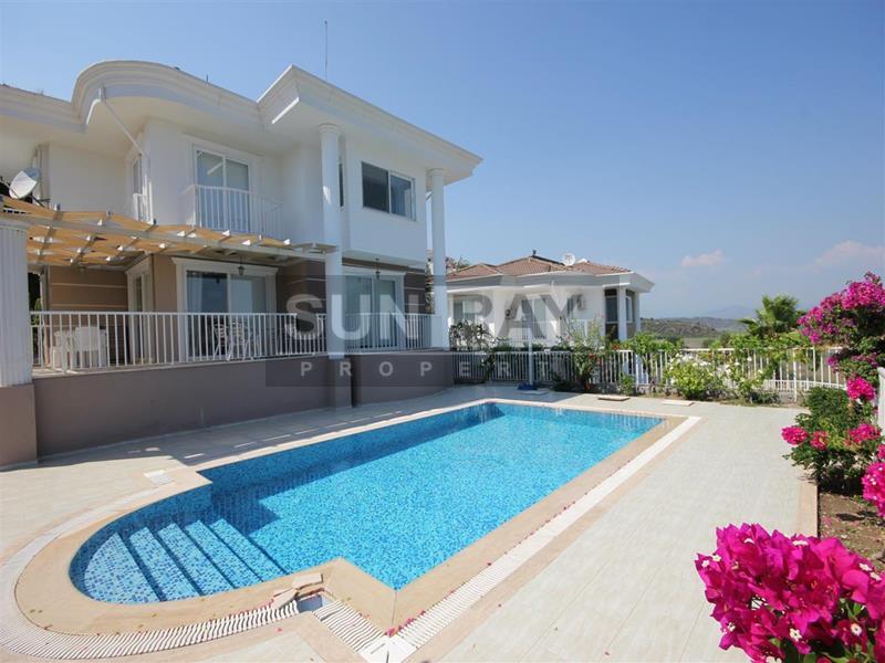 Villa with private pool for sale Dalaman