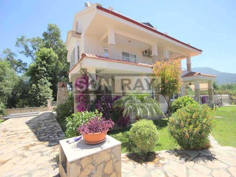 Villa with shared pool for sale Dalaman