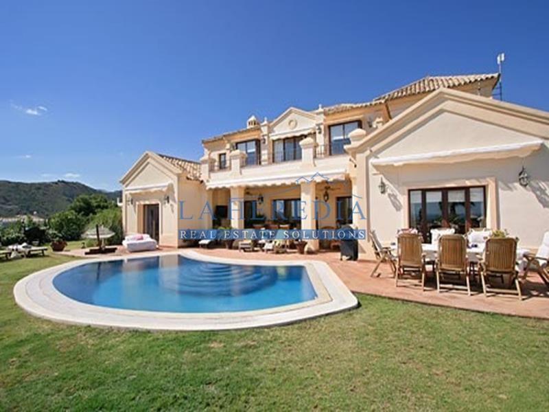 4 Bedroom Villa for sale Benahavís