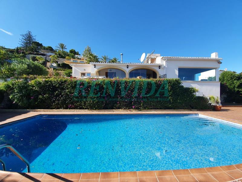 Villa for rent Javea