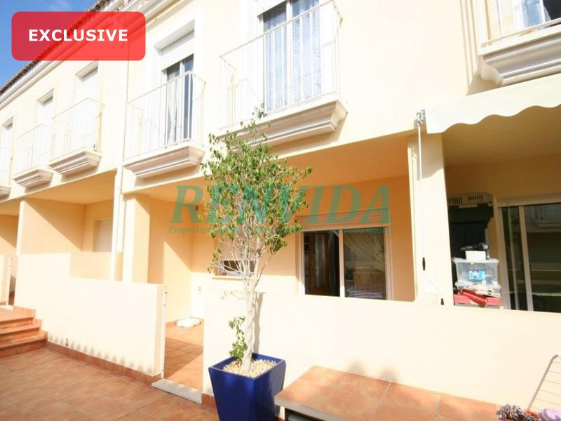 Townhouse for rent Sagra