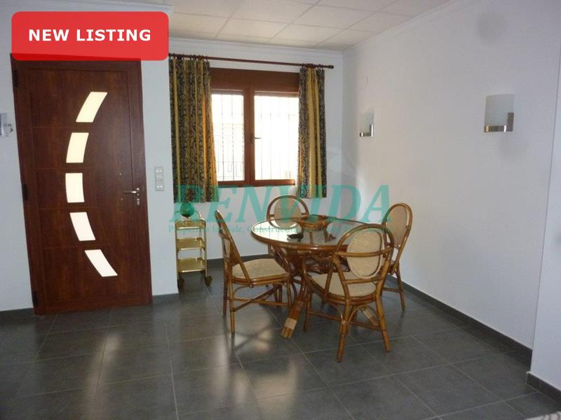 Townhouse for rent Beniarbeig