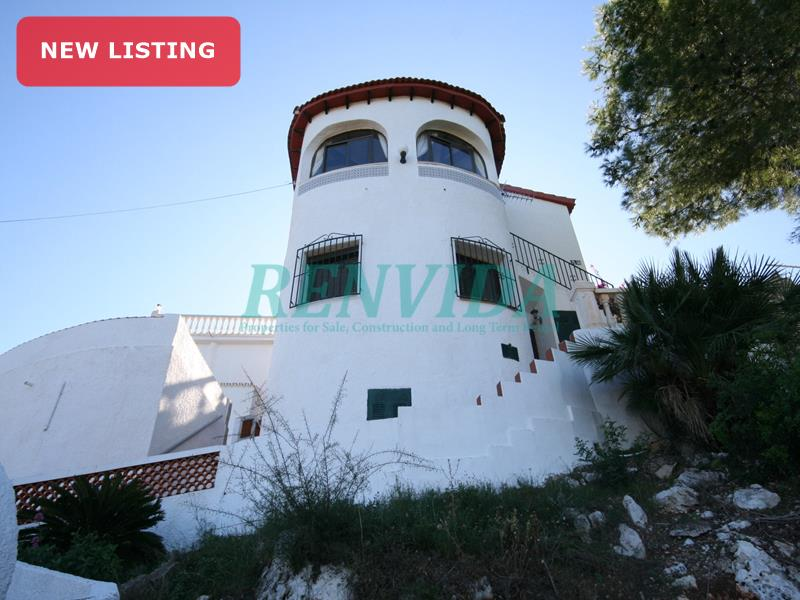 Villa for rent Pedreguer