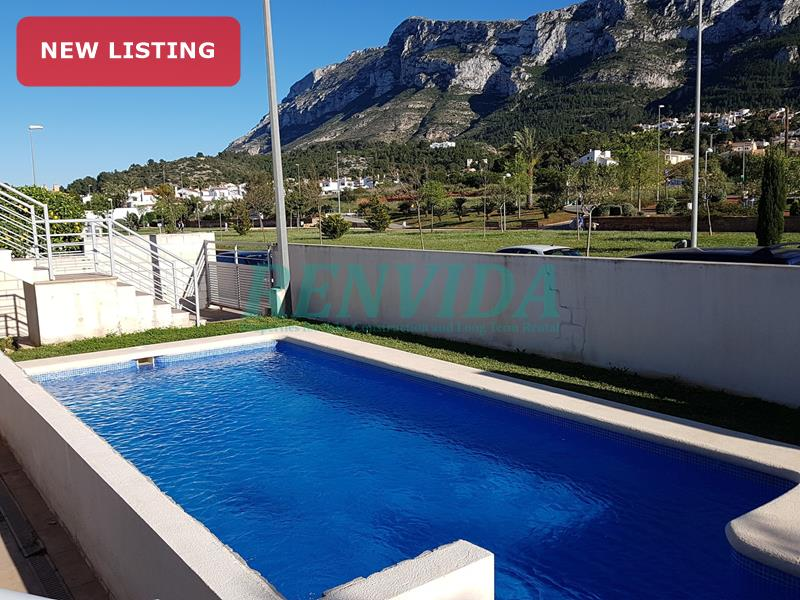 Apartment for rent Denia