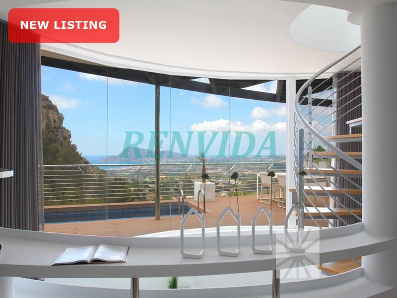 Villa for sale Altea
