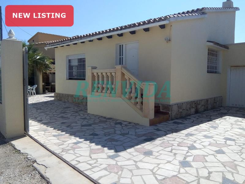 Villa for rent Denia