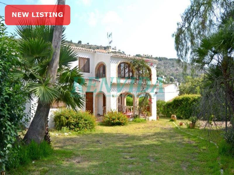 Chalet for sale Javea