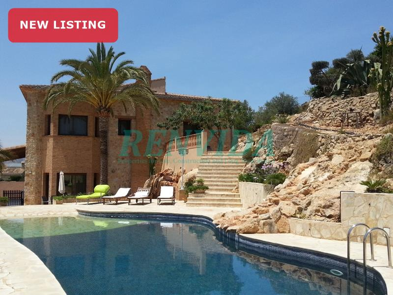 Villa for sale Pedreguer