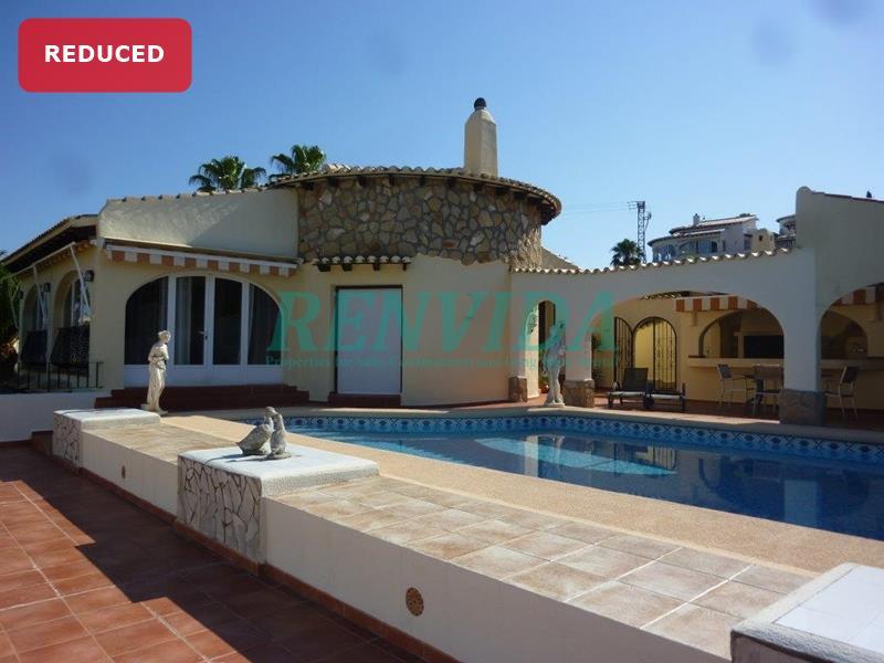 Villa for rent Monte Pego