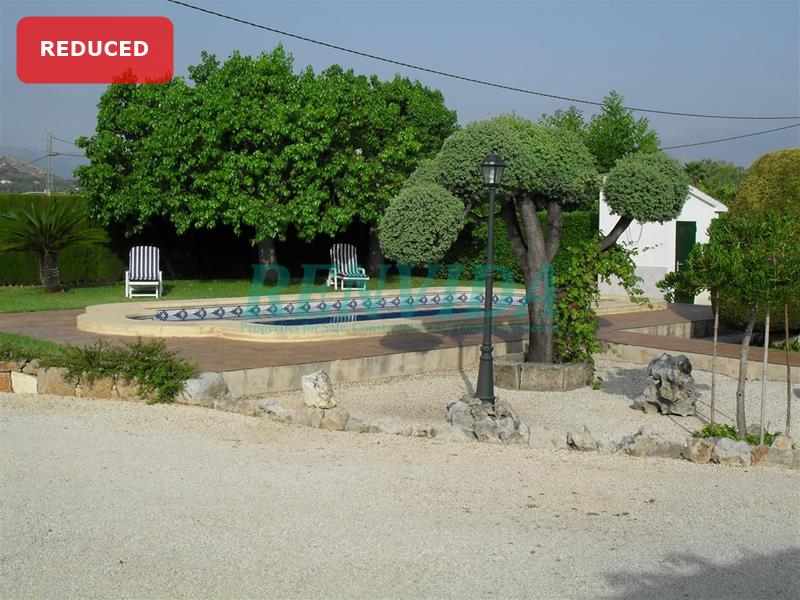 Finca for sale Pedreguer
