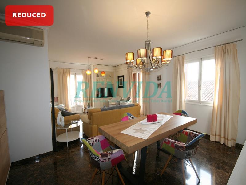 Apartment for rent Denia