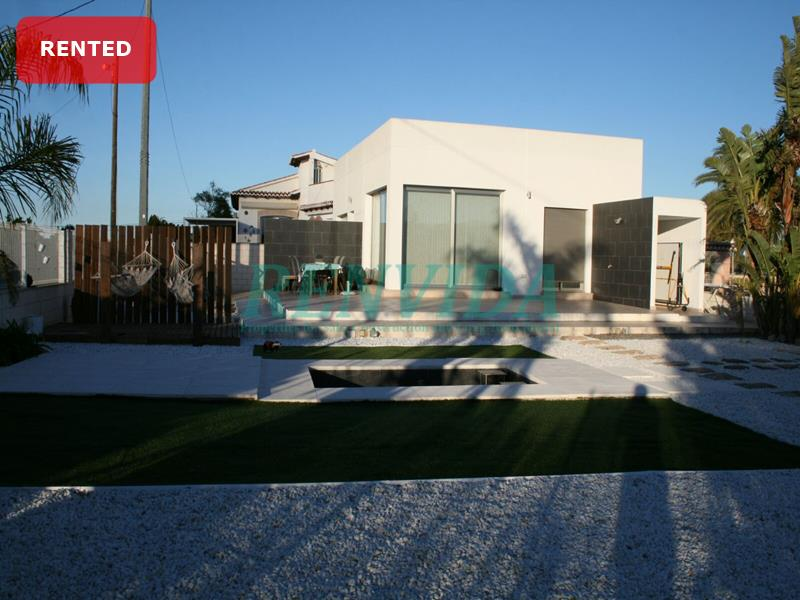 Villa for rent El Verger