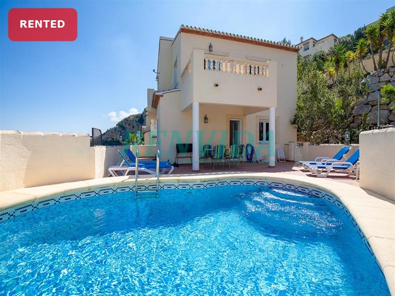 Villa for rent Pedreguer