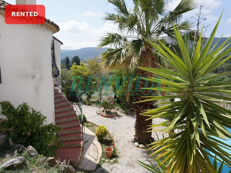 Villa for rent Alcalali