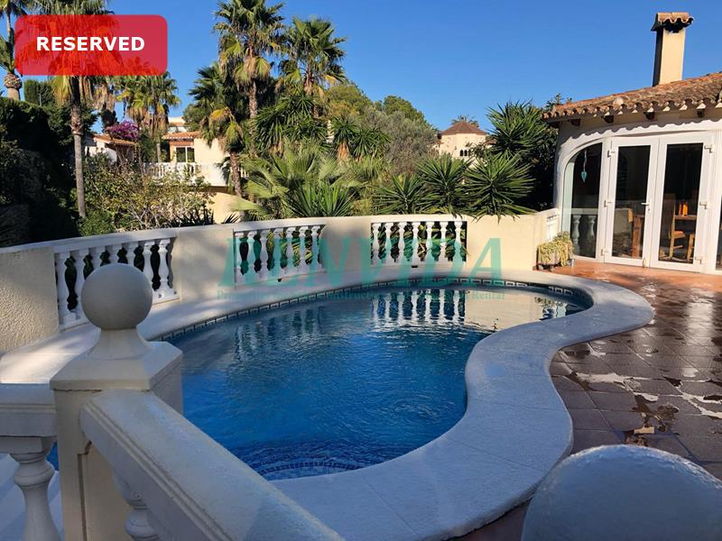 Villa for rent Denia