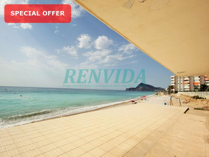 Apartment for sale Altea