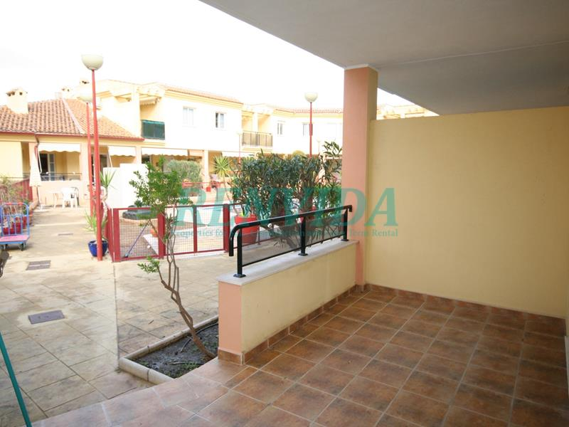 Townhouse for rent Pego
