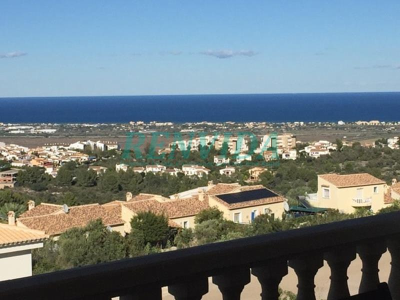 Villa for rent Rafol D'Almunia