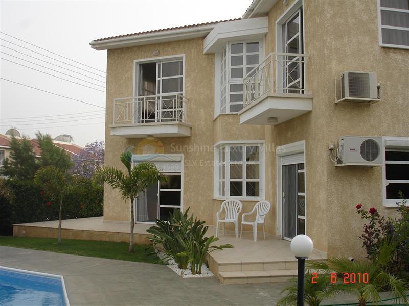 Villa in Germasogeia