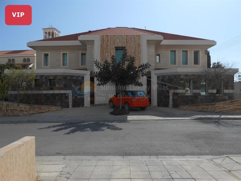 House in Germasogeia