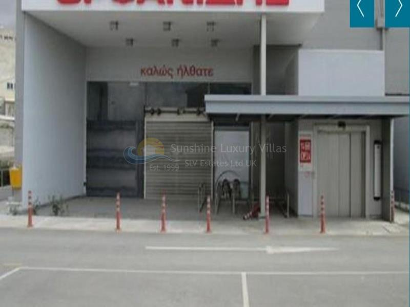 Commercial Property in Nicosia