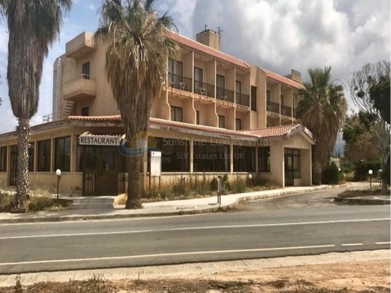 Commercial Property in Agios Georgios