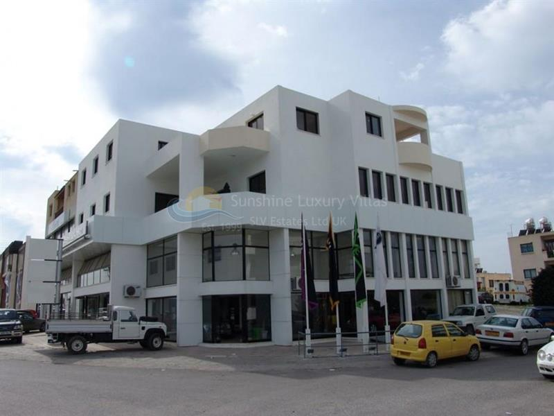 Commercial Property in Geroskipou