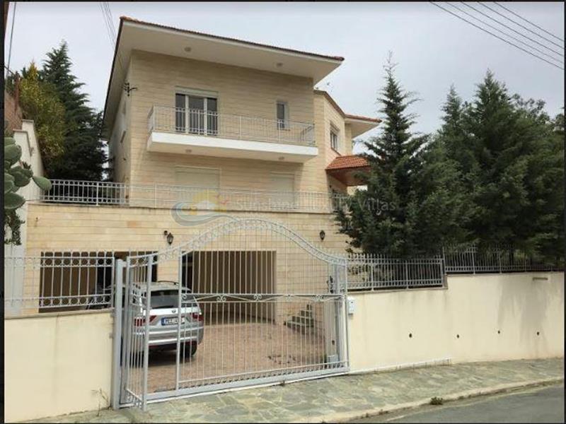Villa in Trimiklini