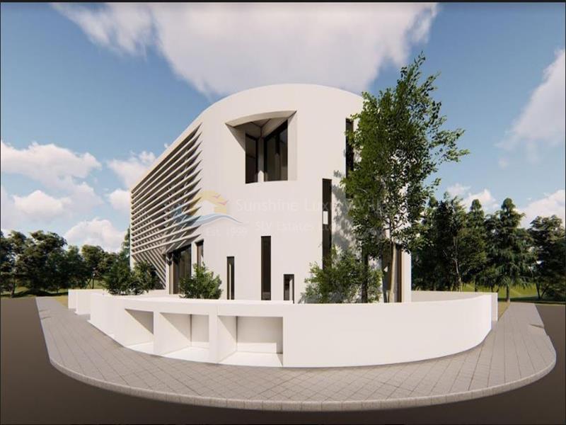 Villa in Kouklia