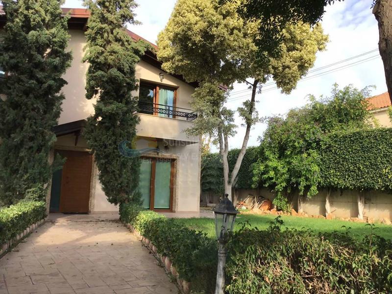 Villa in Kato Polemidia
