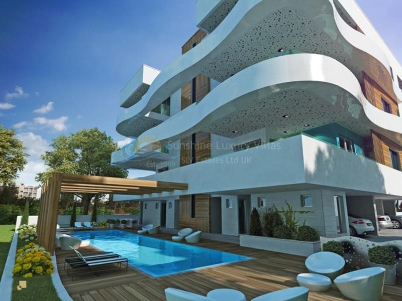 Penthouse in Amathus