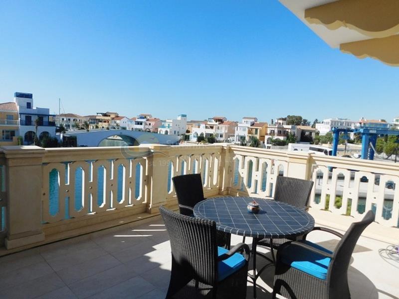 Apartment in Limassol Marina