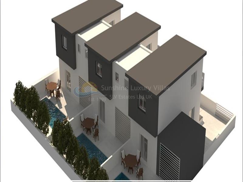 Villa in Frenaros