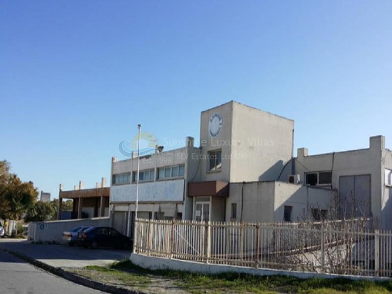 Commercial Property in Kaimakli