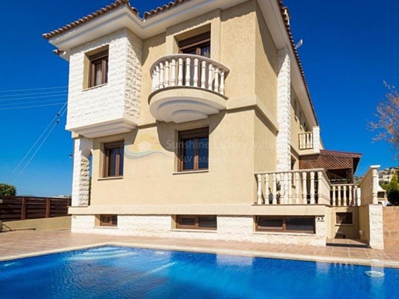Villa in Parekklisia