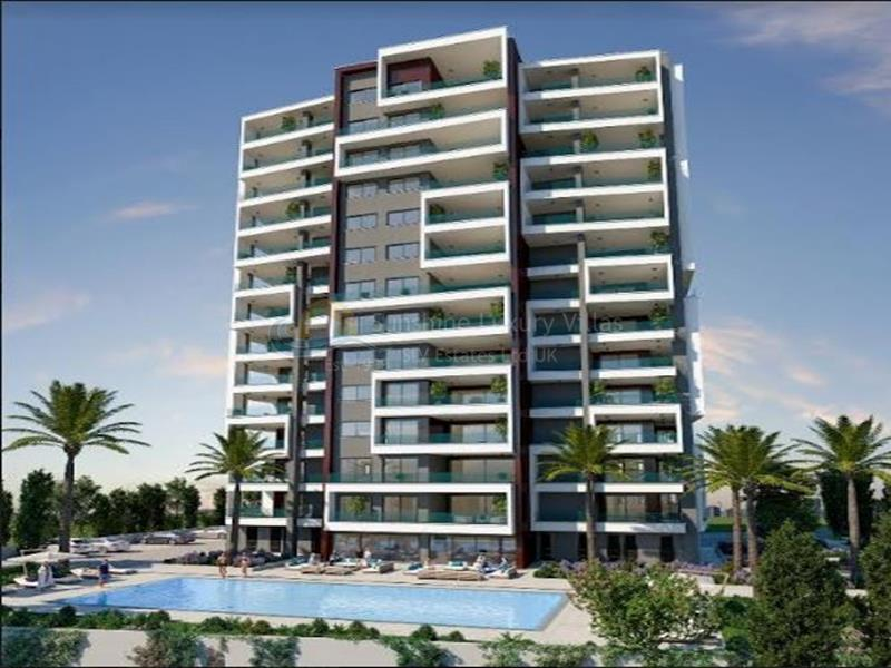 Apartment in Limassol