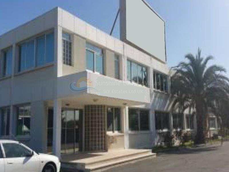 Commercial Property in Latsia